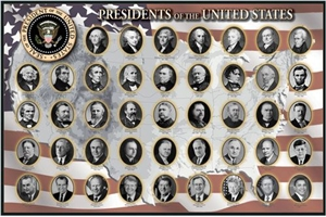 Ugly Box: Presidents of the United States Poster