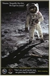 Ugly Box: Walk on the Moon Poster