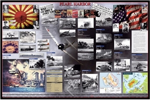 Peal Harbor Poster