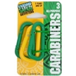 3 All purpose Carabiner Set