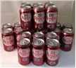 Dr Pepper Made with Pure Cane Sugar (Not Dublin Dr Pepper), 12 Fl Oz., (Pack of 24 Cans)