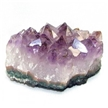 Natural Amethyst w/ Bag & Tag - Medium