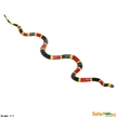 Safari Coral Snake Incredible Creature Replica Toy Model
