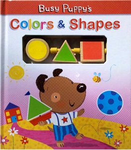 Busy Puppy's Colors and Shapes Book