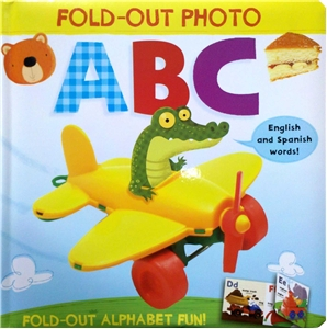 Abc Fold-Out Photo Book