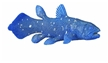 Wild Safari Coelacanth Prehistoric Toy Model