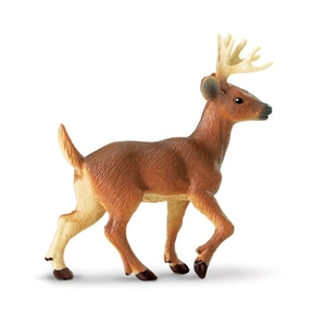 Wild Safari Wildlife Buck Toy Model