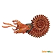 Wild Safari Dinosaur Ammonite Toy Model