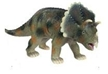Large Soft Foam Triceratops Dinosaur Toy, soft play dinosaur