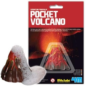 Pocket Volcano Science Toy