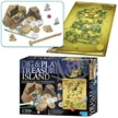 Dig and Play Treasure Island Excavation Kit