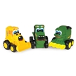Barney Backhoe Small Soft Vehicle