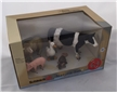 Schleich Boxed Gift Set Barnyard Animals - Retired