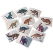 Dinosaur Prism Stickers- 144 pack