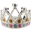 Toysmith Jewel Tiara Ring