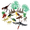Dinosaur and Landscape Set - 16 pcs