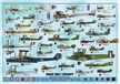 World War I Aircraft Poster - Laminated