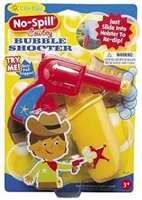 Bubble Shooter and No-Spill Holster