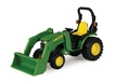 John Deere Tractor with Loader Toy Model