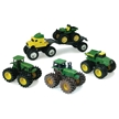 "John Deere 5"" Monster Tread Pack"