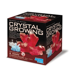 Crystal Growing Kit- Red