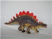 "Large 21"" Stegosaurus Squishy Toy Dinosaur"