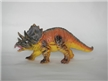 "Large 18"" Triceratops Squishy Toy Dinosaur"