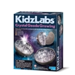4M Kidz Labs Grow Your Own Crystal Geodes Kit