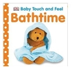 Baby Touch and Feel Bathtime Book