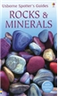 Rocks and Minerals Spotters Guide Book
