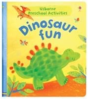 Dinosaur Fun Book