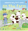 Very First Words Book - On The Farm