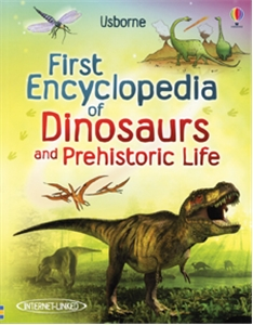 First Encyclopedia of Dinosaurs Book