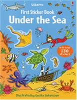 Under the Sea- Sticker Book