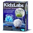 4M Kidz Labs Crystal Science Growing Kit