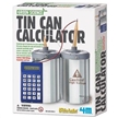 Tin Can Calculator Science Kit