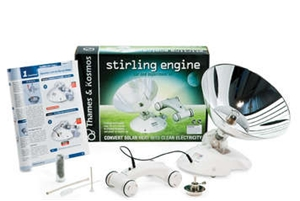 Stirling Engine Science Kit