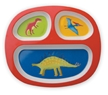 Dinosaurs Divided Plate