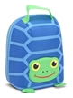 Scootin' Turtle Lunch Bag