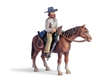 Schleich Wild West Trapper Toy Model - Retired