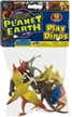 Ja-Ru Planet Earth Play Dinos - 12 pcs