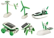 OWI 6-in-1 Educational Robotic Solar Kit