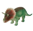 Large Soft Skin Squeezable Triceratops