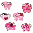 Toysmith QT Princess Rings