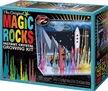 Magic Rocks Crystal Growing Space Rocket Theme Aquarium