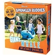 Sprinkler Buddies - Giant Whale Inflatable Sprinkler