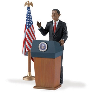 President Of The USA Toy Model Set