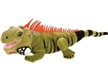 Wild Republic Green Iguana Puppet