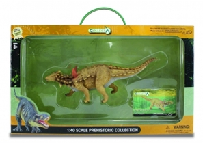CollectA Scelidosaurus Dinosaur gift box Set