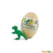 Tyrannosaurus Rex Baby in an Egg Toy Model